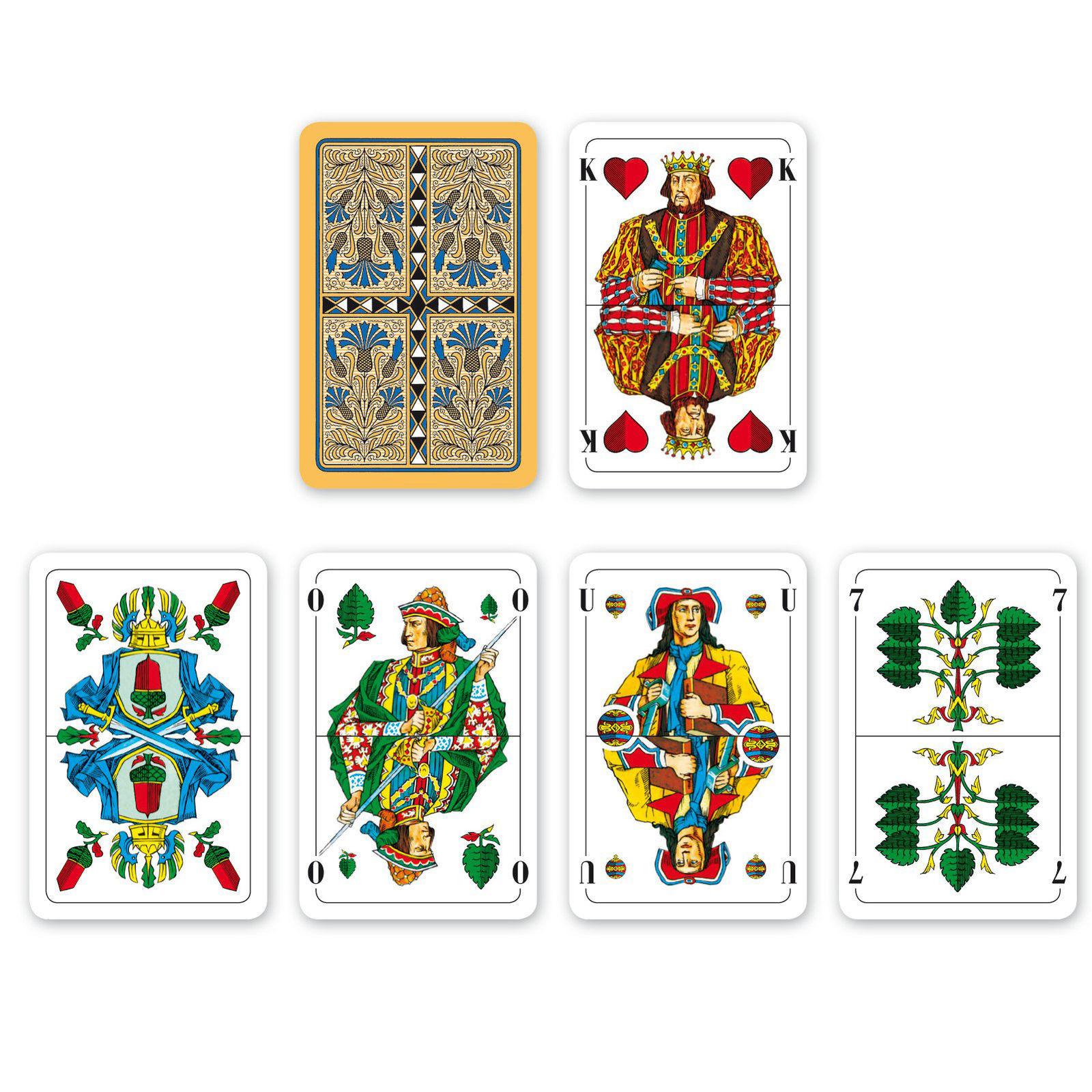 Ass Beim Deutschen Kartenspiel