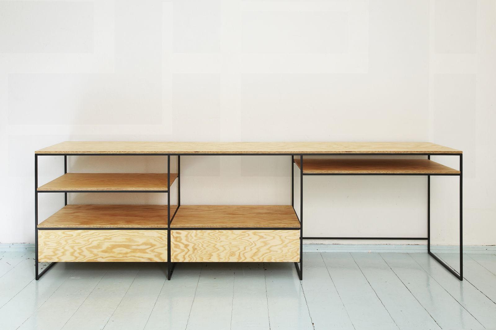 neue tische formost. Black Bedroom Furniture Sets. Home Design Ideas