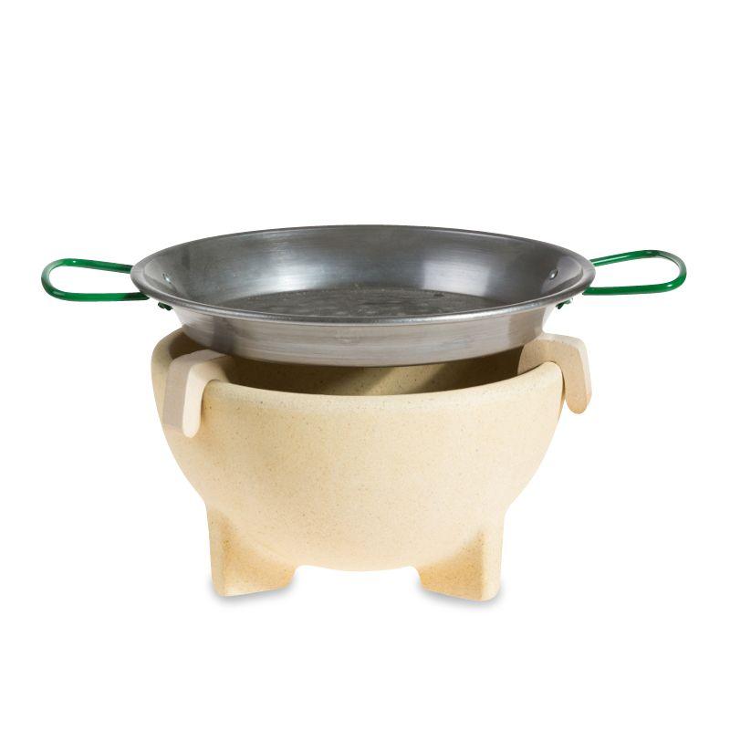Pfanne und halterung fur das zwergenfeuer spielzeug for Pfanne für induktionskochfeld