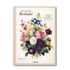 Redouté. Selection of the Most Beautiful Flowers