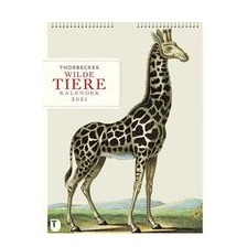 Thorbeckes Wilde Tiere Kalender 2021