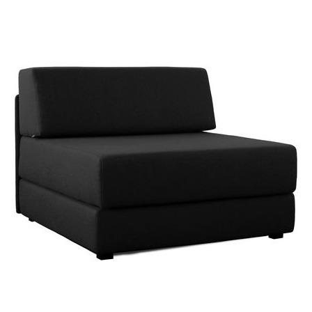 Schlafsessel design  FORMOST - dessau design - Schlafsessel - Farbe: zwart