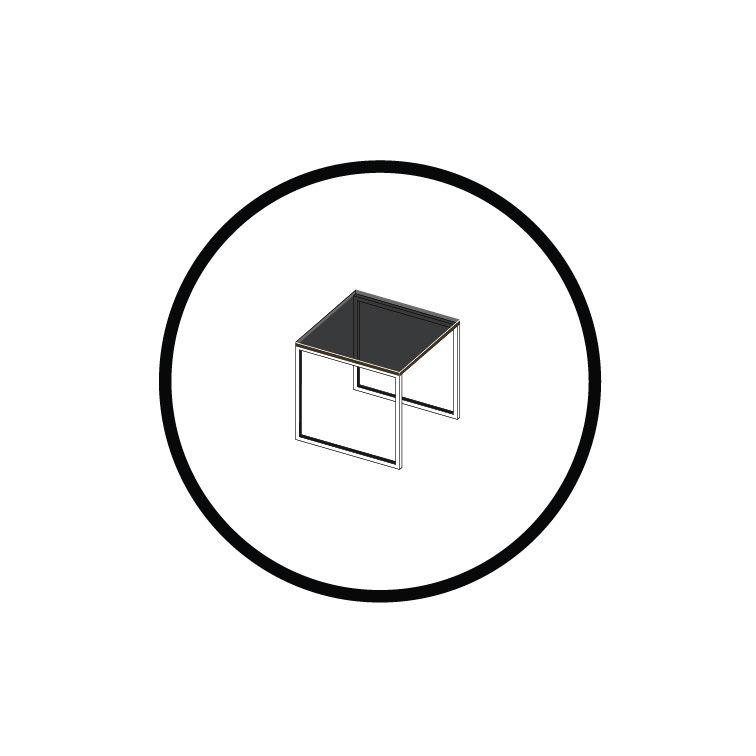 sideboardtisch formost. Black Bedroom Furniture Sets. Home Design Ideas