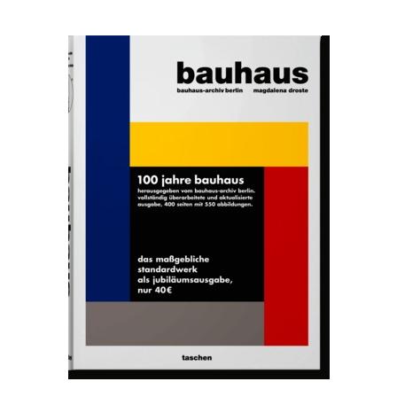 Bauhaus Aktualisierte Ausgabe Formost