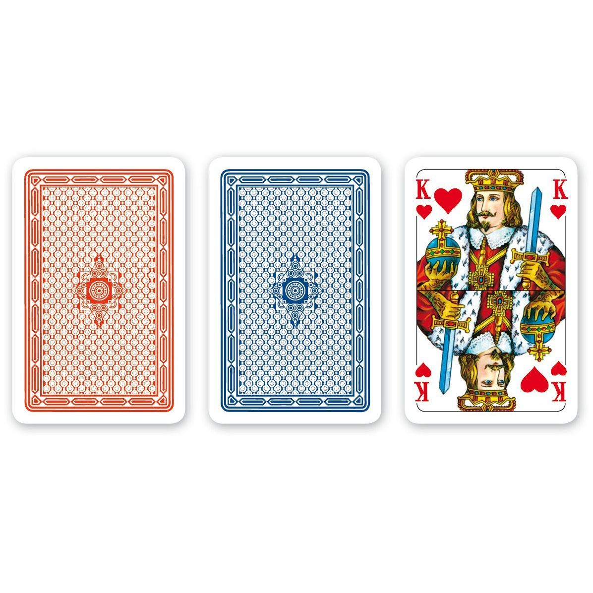spielkarten romme